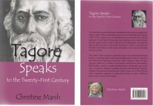 Tagore Speaks cover